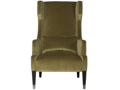 Theodore James Street Wing Chair 9007-CH