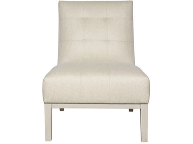 Theodore Pompey Armless Chair 9018-AC