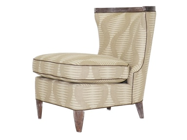 Theodore Greek Peak Lounge Chair 9033-CH