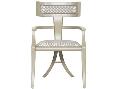 Theodore Greek Peak Arm Chair 9710A