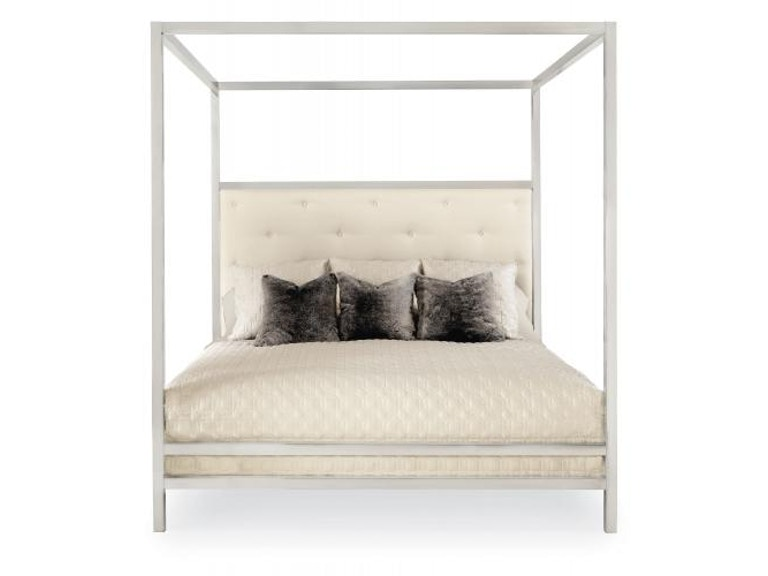 Barcelona Landon Metal Poster Bed 336-H87-F87-R87