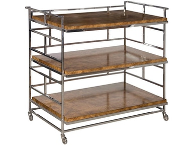 Theodore Butterfield Serving Cart W742S