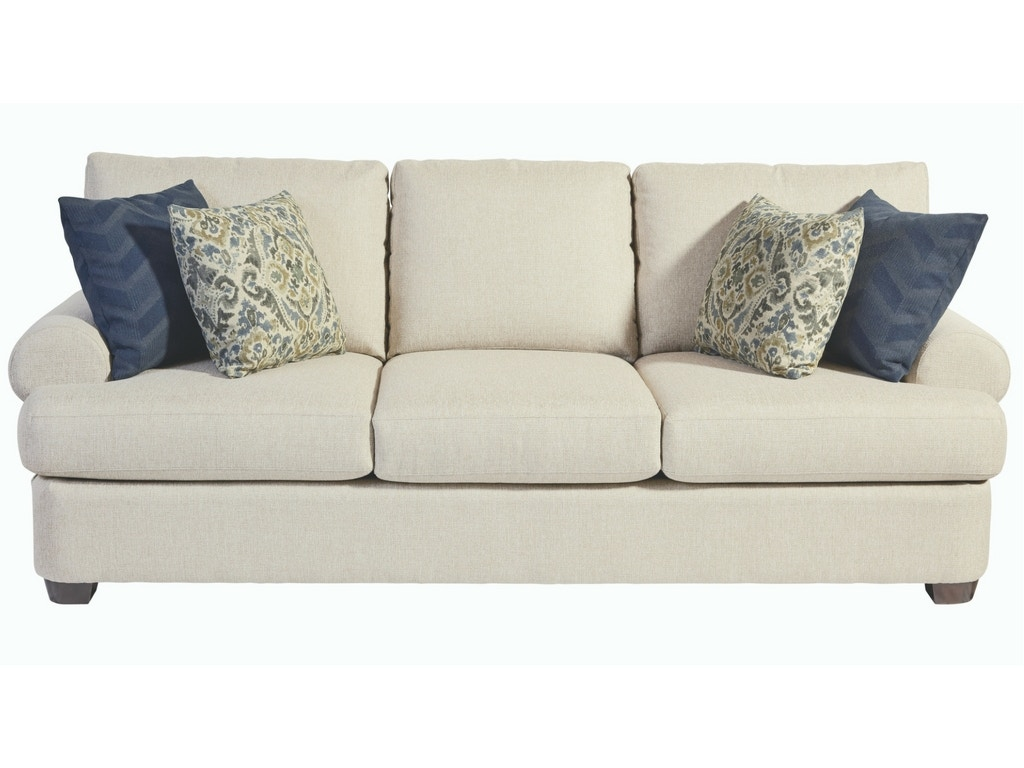 Bassett Living Room Monterey Sofa 3901 Bas 3901 Tyndall Furniture Mattress Charlotte