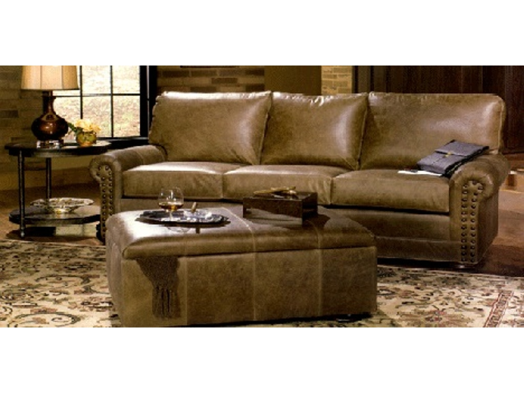 Tyndall Manor Living Room 3 Cushion Lawson Sofa With Bun