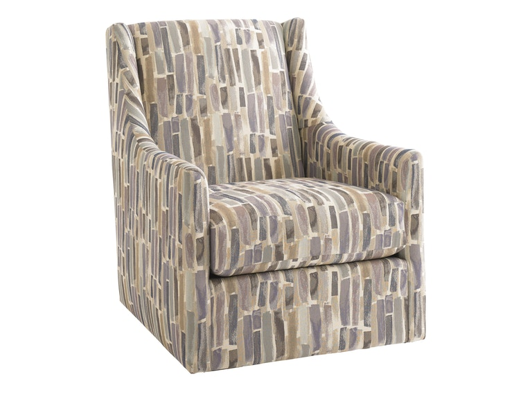 Bassett Living Room Falon Swivel Chair Bas 1138 Tyndall Furniture Galleries Inc Charlotte
