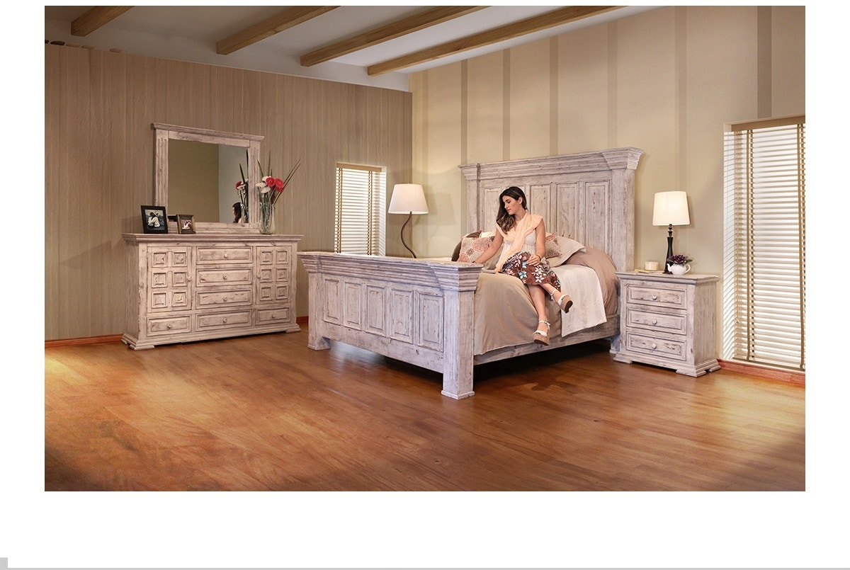 International Furniture Bedroom TERRA LINEN American Factory