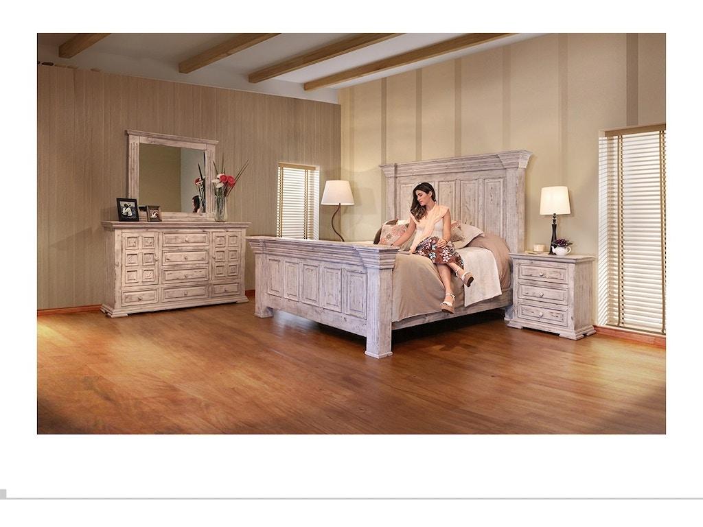 International Furniture Bedroom Terra Linen American Factory Direct Baton Rouge La