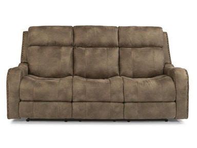Flexsteel MOTION LEATHER SOFA MTSOFL14862A
