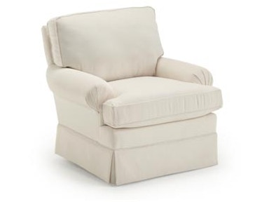 Best Home Furnishings GLIDER CHAIR OAGLBC1537A