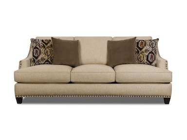 AFD Furniture UPHOLSTERED SOFA UPSOCO44AS