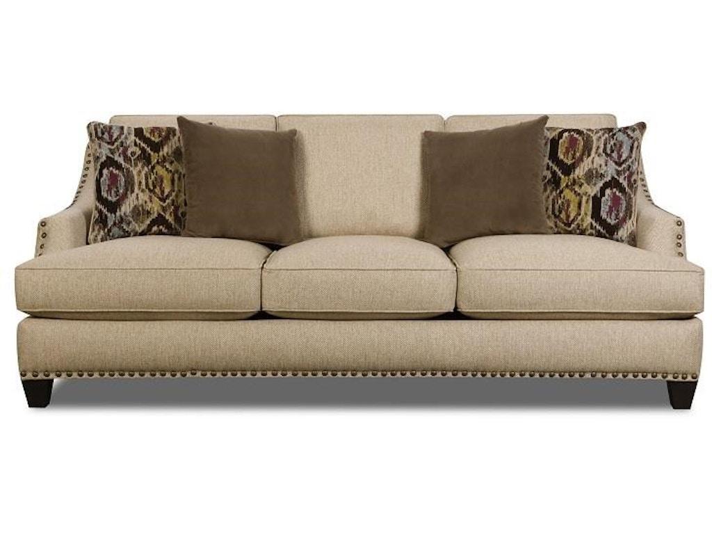 Afd Furniture Living Room Upholstered Sofa Upsoco44as American Factory Direct Baton Rouge La