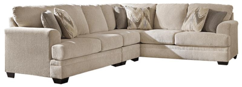Living Room Sets Baton Rouge La ashley living room sectional uppkas818a - american factory direct