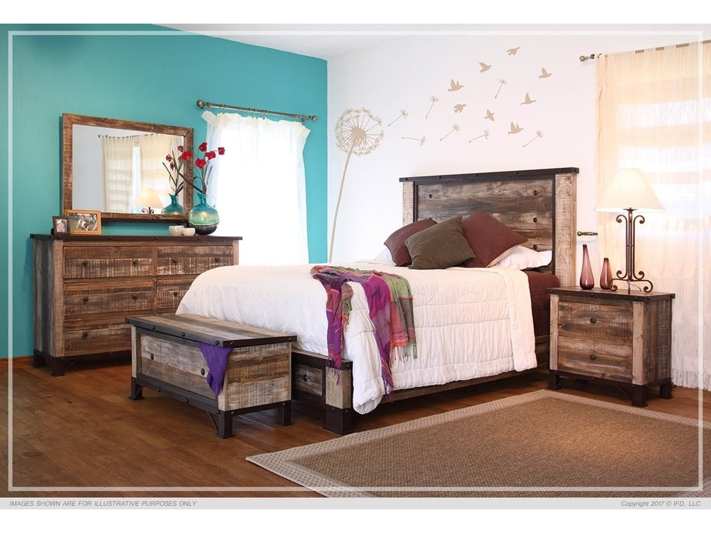 International furniture bedroom antique collection for Factory direct bedroom furniture