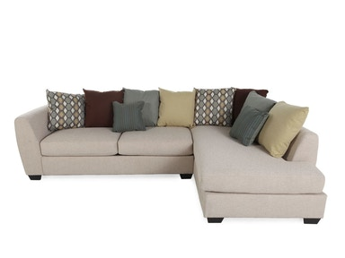 Ashley 2 PIECE SECTIONAL UPPKAS82901A