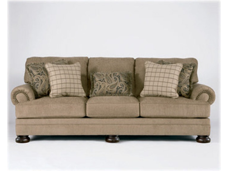 Living Room Ashley Keereel Sand Sofa 3820038 American Factory Direct Baton Rouge La