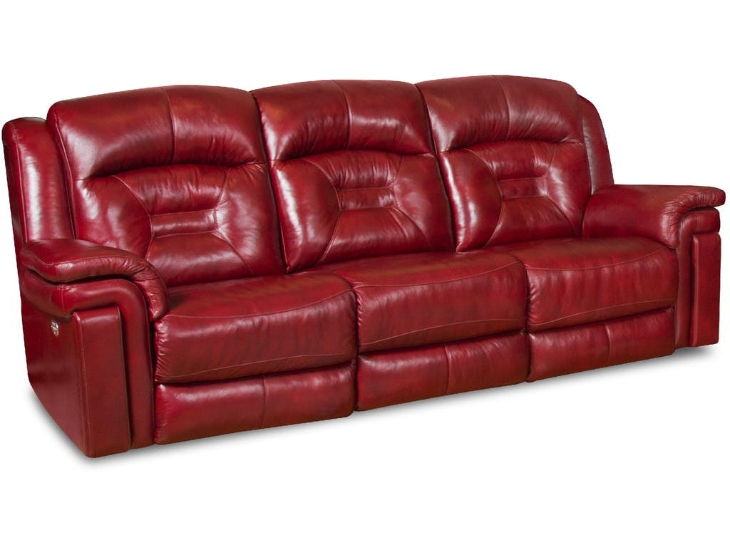 Incroyable POWER RECLINING SOFA WITH POWER HEADREST