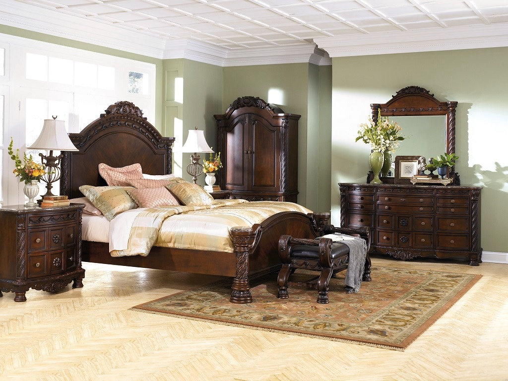 Ashley Bedroom Northshore Collection At American Factory Direct
