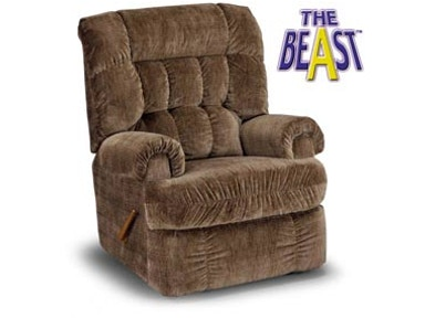 Best Home Furnishings BIG MAN RECLINER MTREBC1B04A