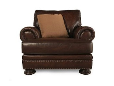 Bernhardt Leather Chair LTCHBE512LTC