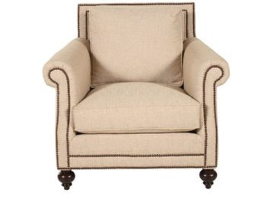 Bernhardt Upholstered Chair UPCHBE67172B