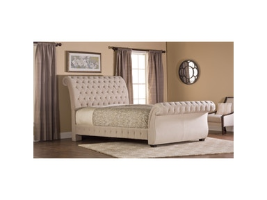 Hillsdale Furniture BOMBAY UPHOLSTERED BED BDPKHH1773A