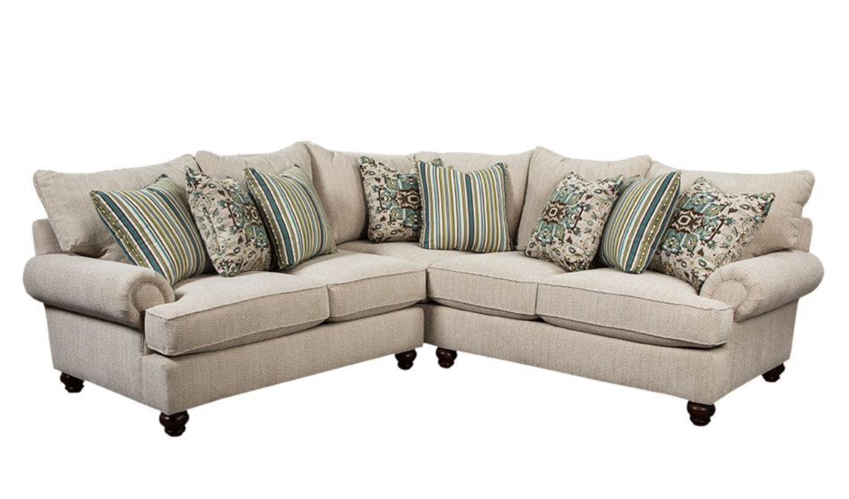 Craftmaster SECTIONAL UPPKCR7536A