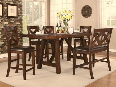 Holland House Pub Table & 4 Counter Stools DIPKHH1278A