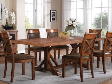 Holland House Table & 4 Side Chairs DIPKHH1288A