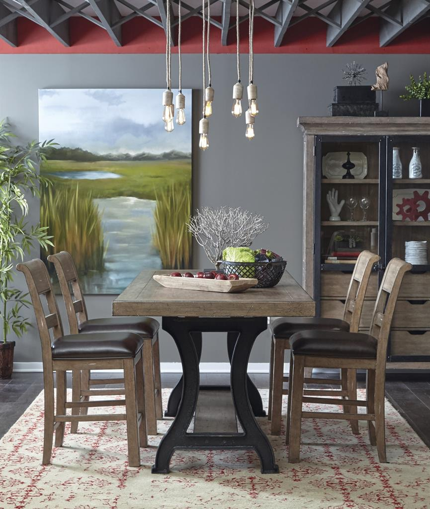 Samuel Lawrence Dining Room 6 PCS DINING GROUP DIPKSL0841C At American  Factory Direct