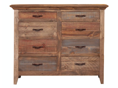 International Furniture Direct CHEST OACHIF961CHE