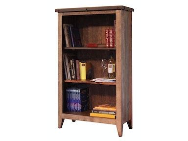 "International Furniture Direct 55"" BOOKCASE OFBKIF96BK55"
