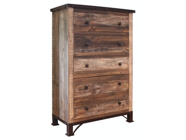 International Furniture Direct CHEST BDCHIF966CHE