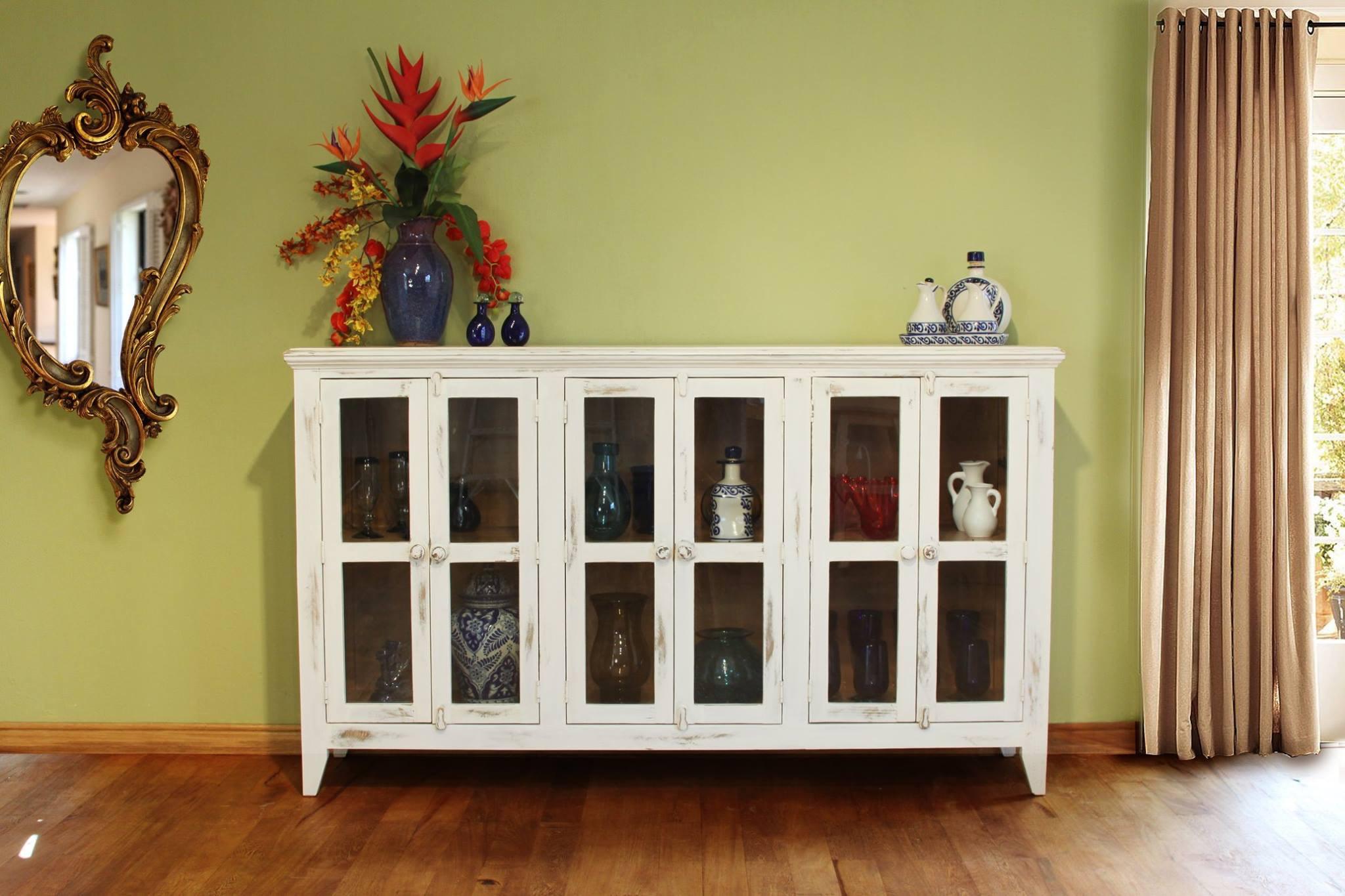 International Furniture Direct Living Room IFD966CONS W