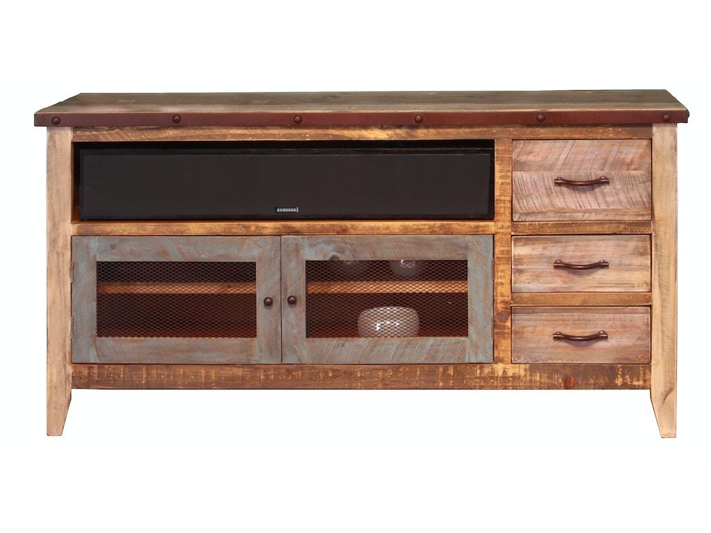 International Furniture Direct Living Room IFD967STAND