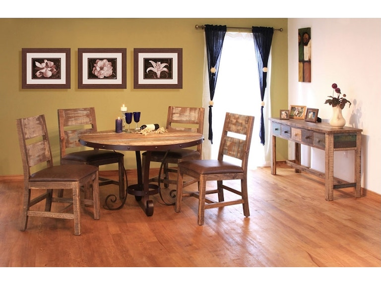 International Furniture Direct Dining Room IFD967TABLE-T ...