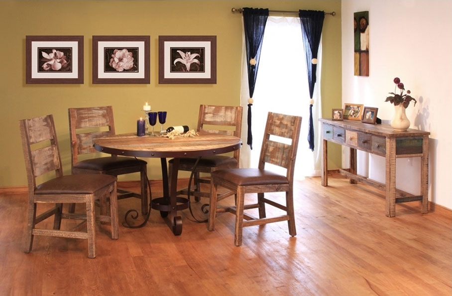 Dining Room Sets Baton Rouge Part - 35: International Furniture Direct IFD967TABLE-T DITTIF967TAB