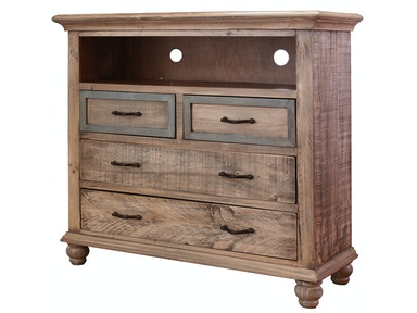 International Furniture Direct CHEST-TV BDCHIF967TV