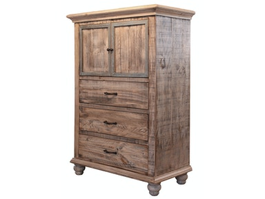 International Furniture Direct CHEST BDCHIF967CHE