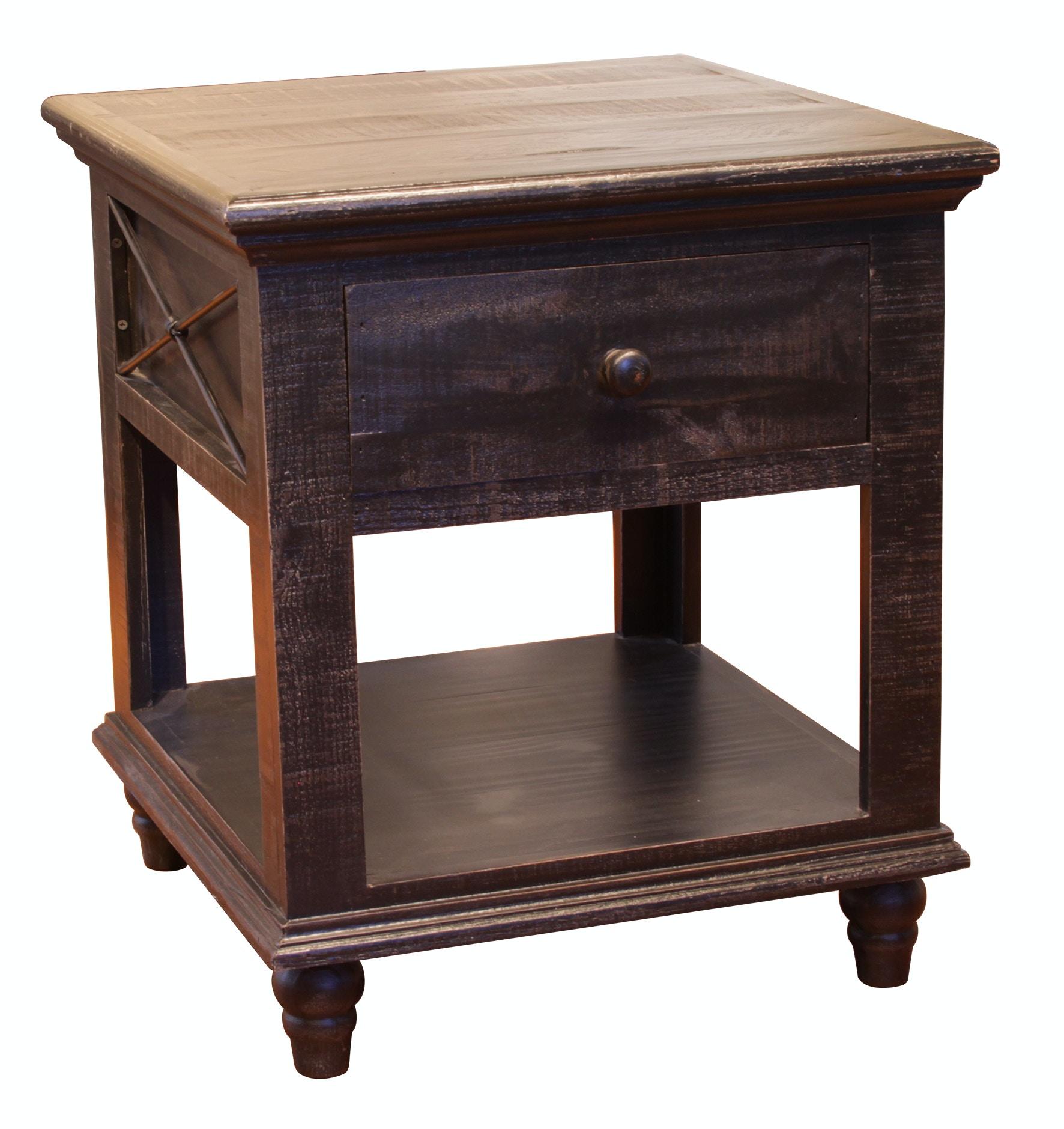 International Furniture Direct Living Room IFD973END