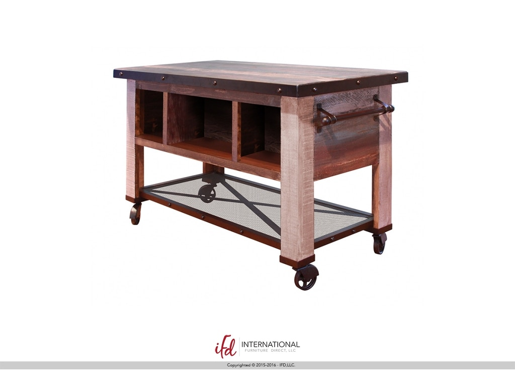 Kitchen Furniture Direct International Furniture Direct Kitchen Island Diisif967isl