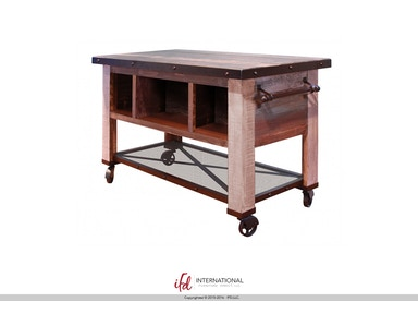 International Furniture Direct KITCHEN ISLAND DIISIF967ISL