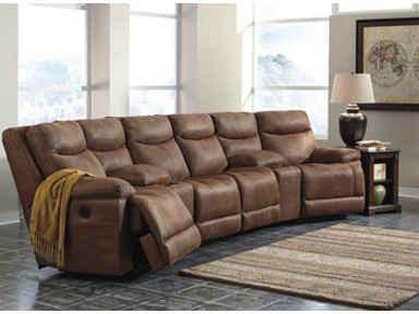 Ashley 5 PIECE SECTIONAL MTPKAS79400A