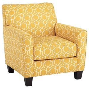 ASHLEY FURNITURE INDUSTRIES Nuvella Accent Chair
