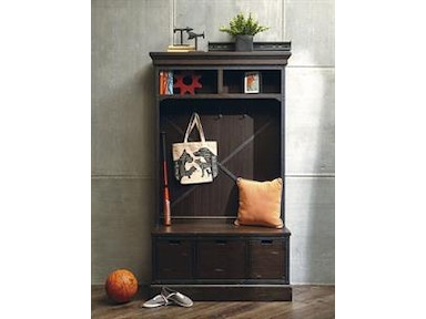 Samuel Lawrence ENTRYWAY STORAGE BENCH OAPKSL86109A