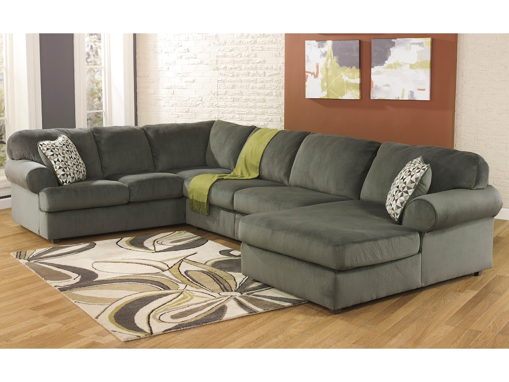 Ashley Living Room Upholstered Sectional Uppkas39803c American Factory Direct Baton Rouge La