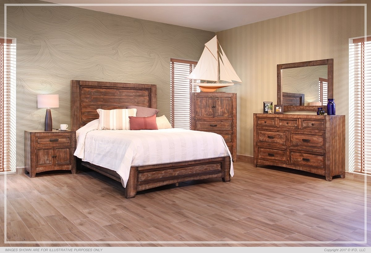 International Furniture Bedroom PORTICO COLLECTION At American Factory  Direct