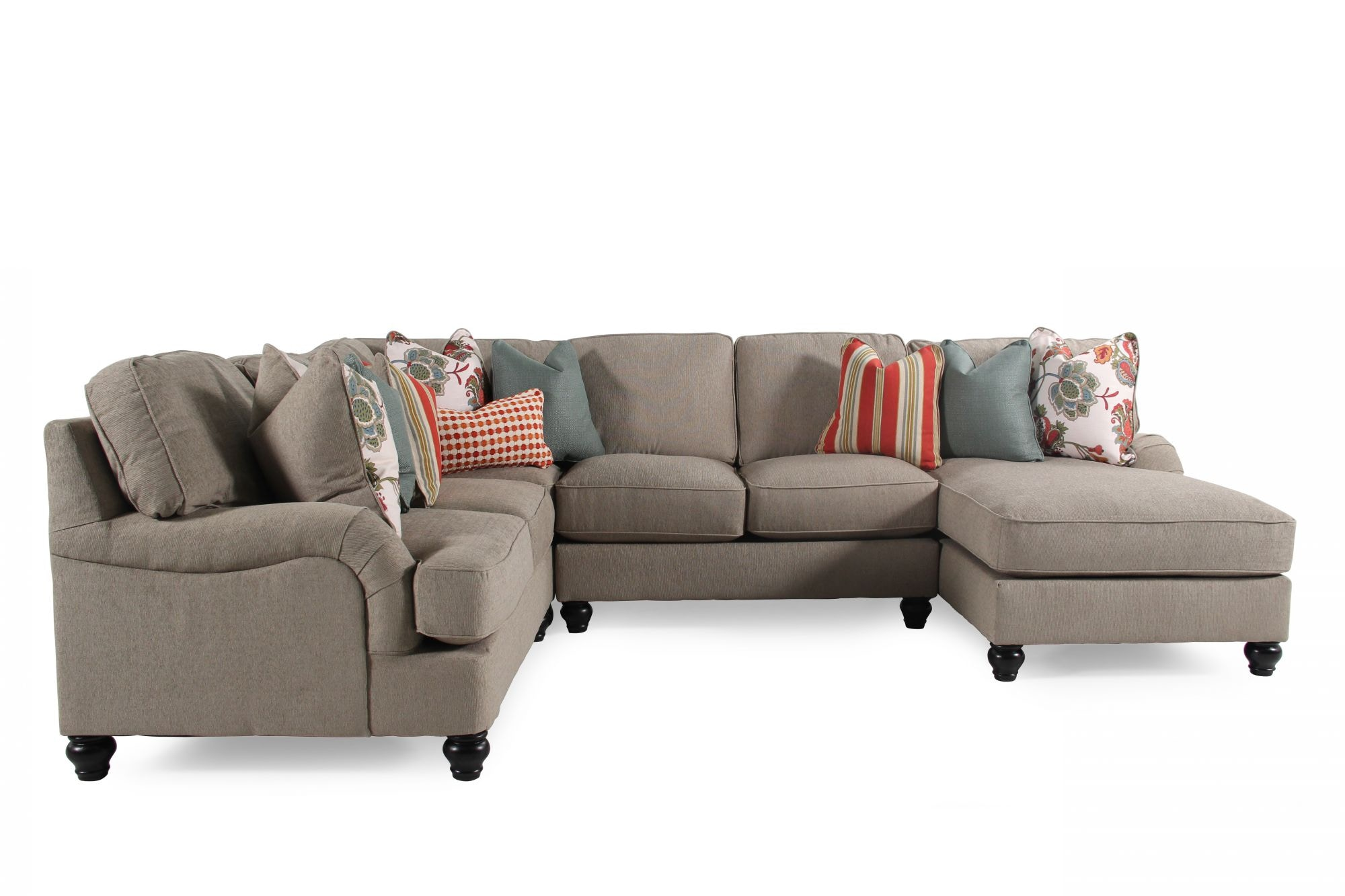 Lovely ASHLEY FURNITURE INDUSTRIES SECTIONAL UPPKAS263A