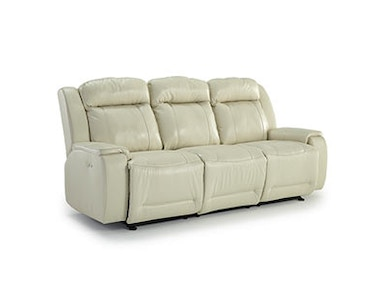 Best Home Furnishings LEATHER RECLINING SOFA MTSOBCS680CA
