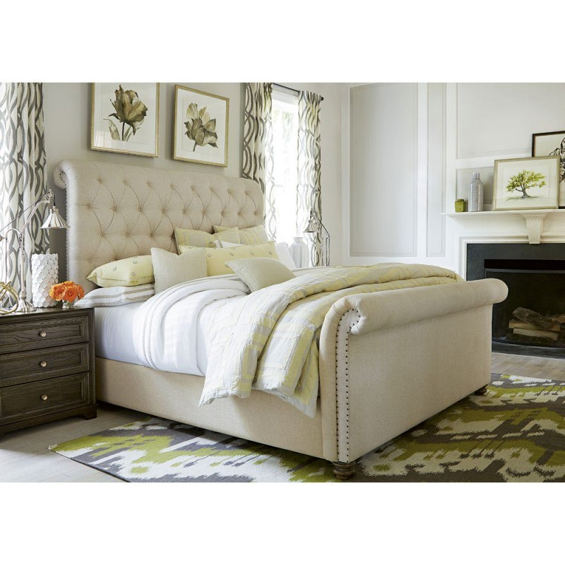 Universal Furniture BOHO CHIC KING BED BDPKUN45076A