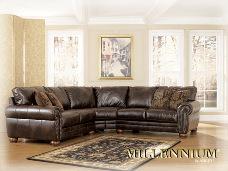 Ashley 2 PIECE SECTIONAL UPPKAS213A